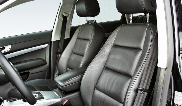 Audi A6 2.0 TDI Avant asientos
