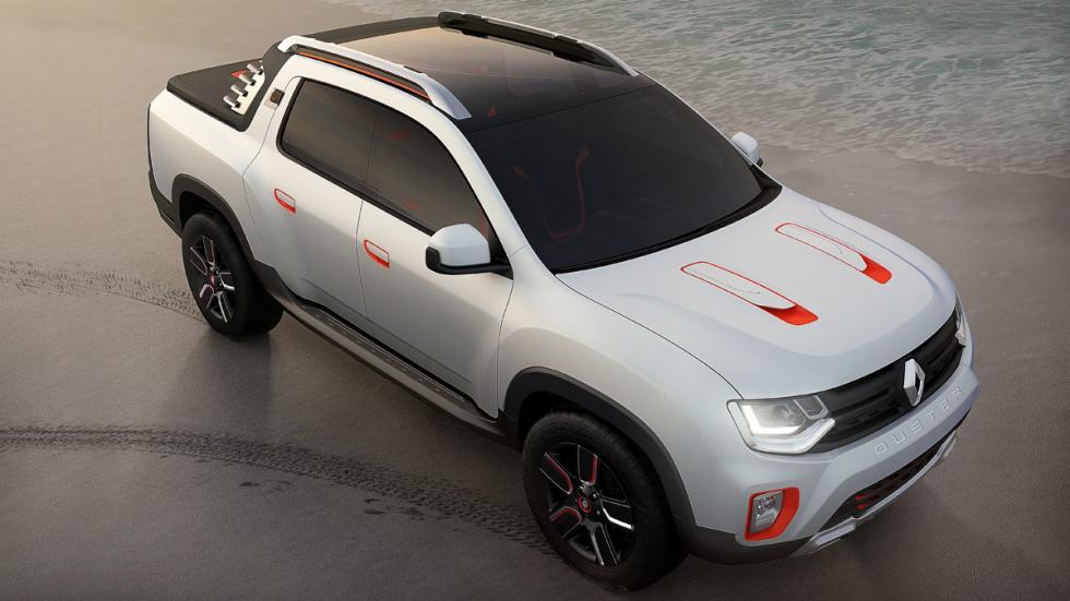 Dacia Duster Oroch delantera