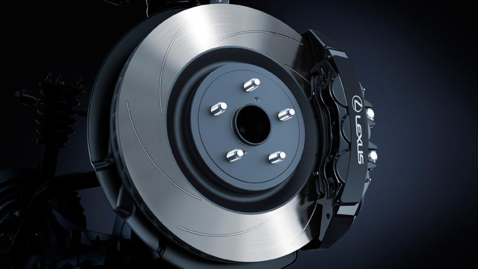 avances técnicos heredados competición Frenos Disco