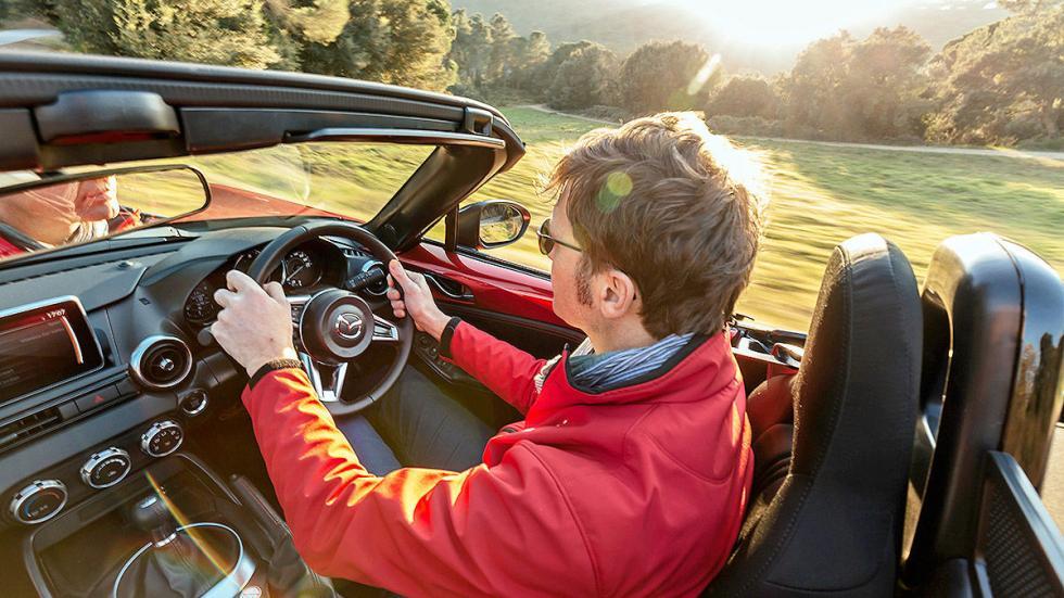 Nuevo Mazda MX-5 interior