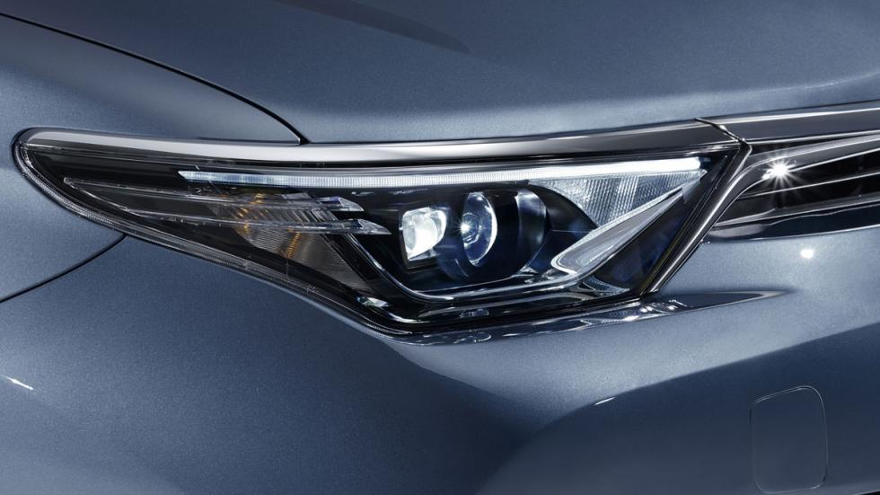 Toyota Auris 2015 detalle 4