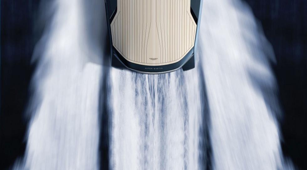 El yate AM37 de Aston Martin se venderá en dos configuraciones