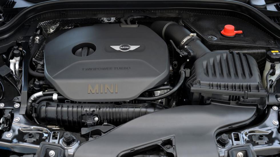 Mini John Cooper Works 2015 motor