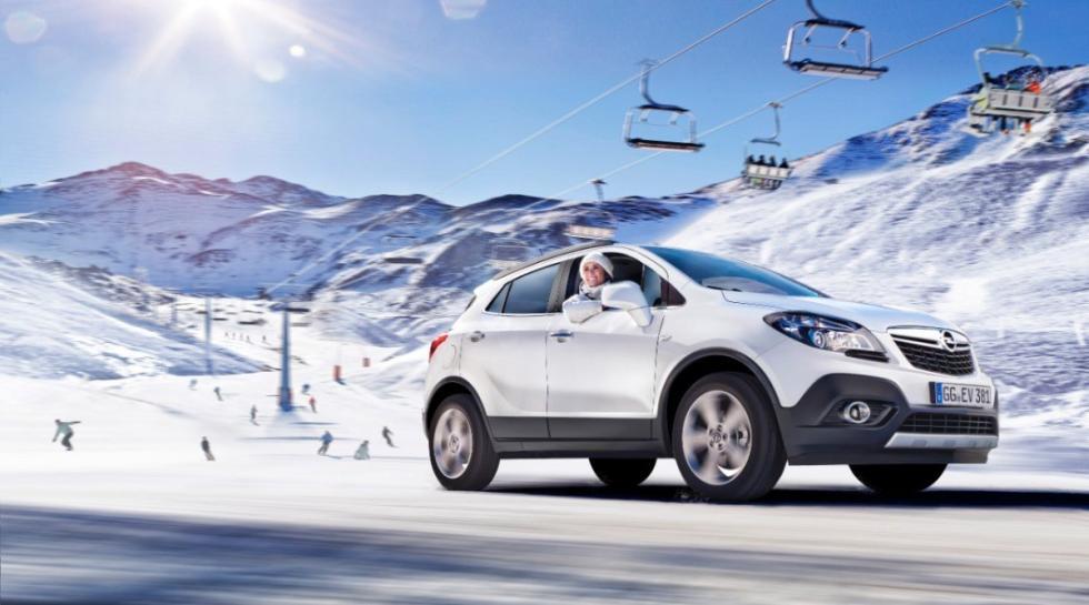 Opel Mokka delantera