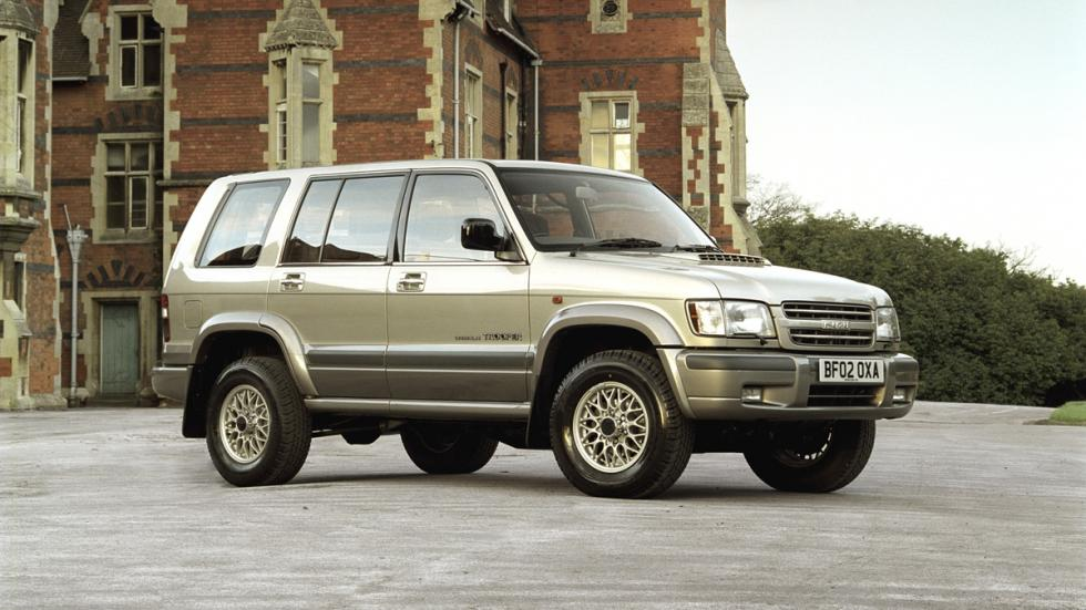 peroes-coches-consumer-reports-isuzu-trooper