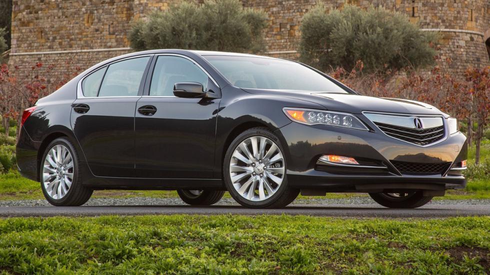 coches-traccion-delantera-mas-potentes-momento-Acura-RLX