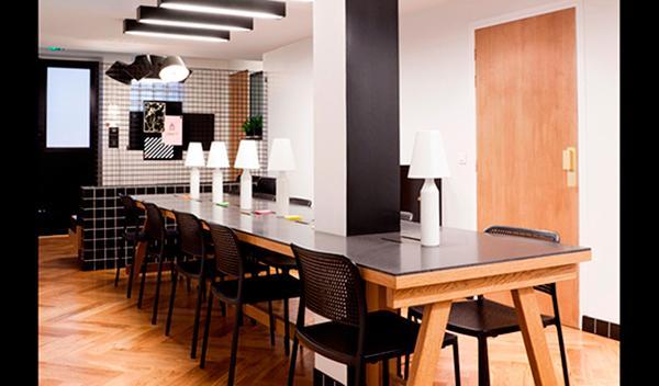 Interior de Craft Cafe