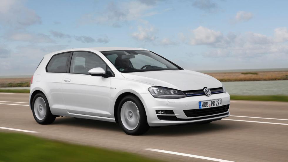 Volkswagen Golf 1.0 TSI Bluemotion frontal