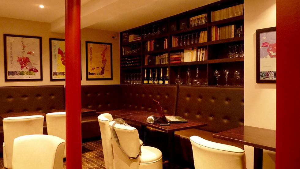 Restaurante Dans Le Noir, París