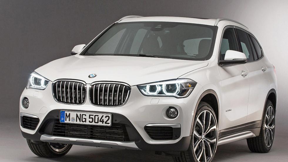 BMW X1 2016 morro