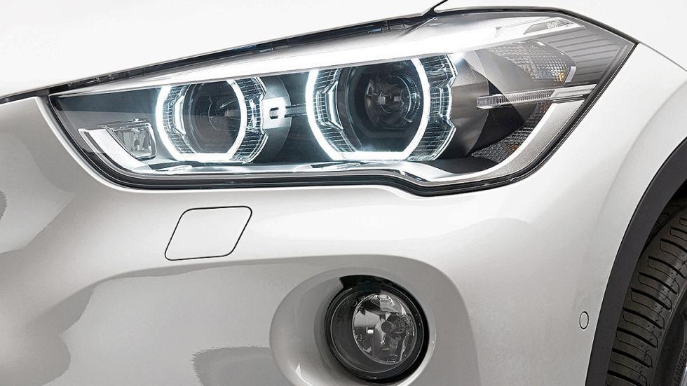 BMW X1 2016 faros