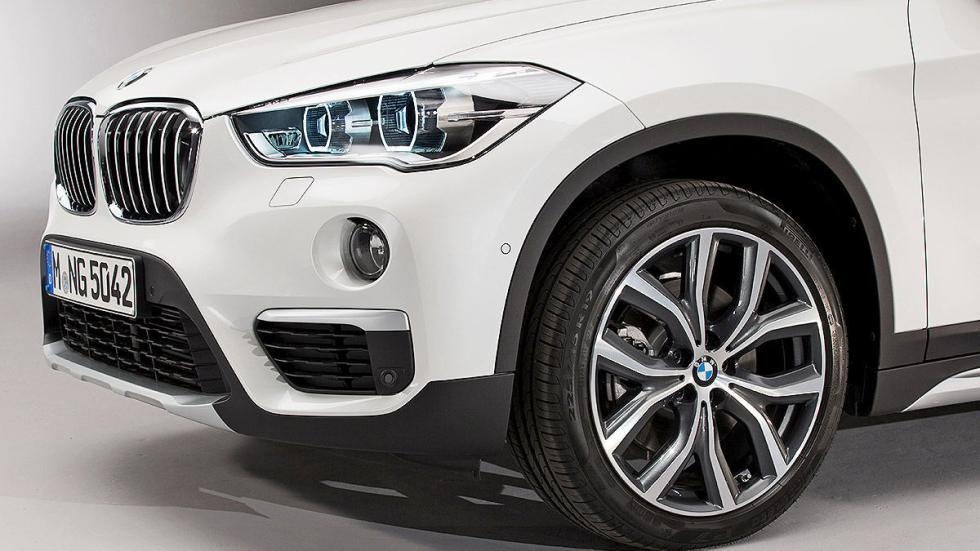 BMW X1 2016 llantas.