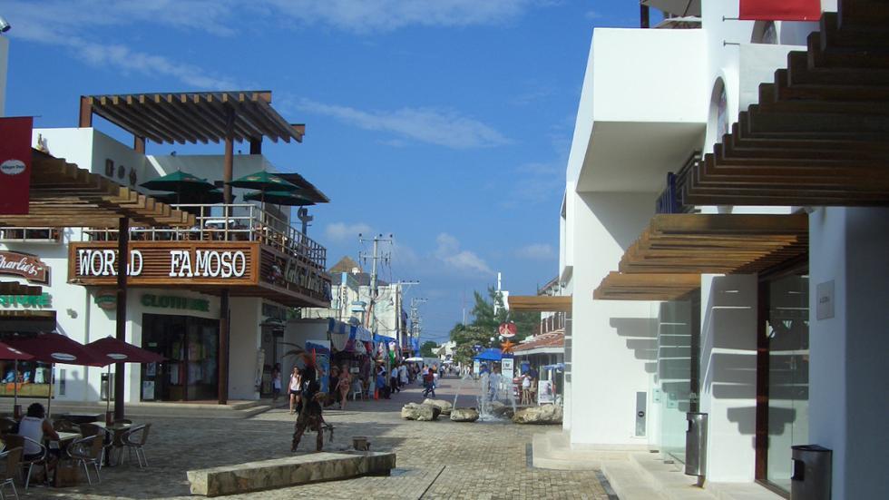 Bares y terrazas de Playa del Carmen