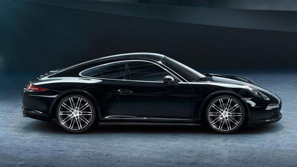 Porsche Black Edition lateral