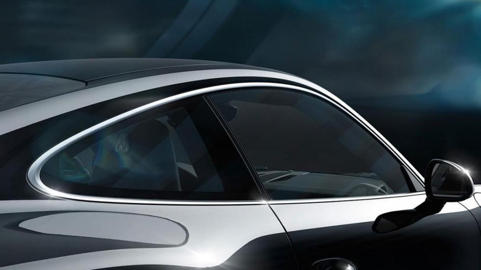 Porsche Black Edition detalle