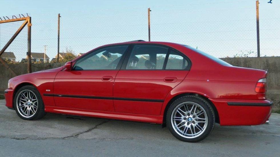 Salen a subasta 7 BMW M5