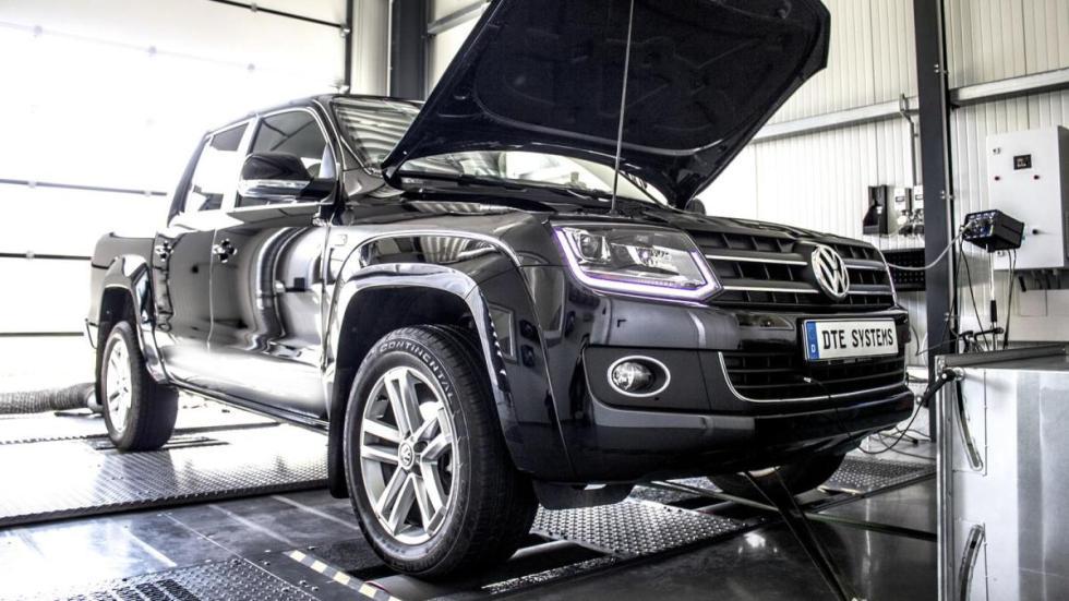 Volkswagen Amarok BiTDI DTE Systems