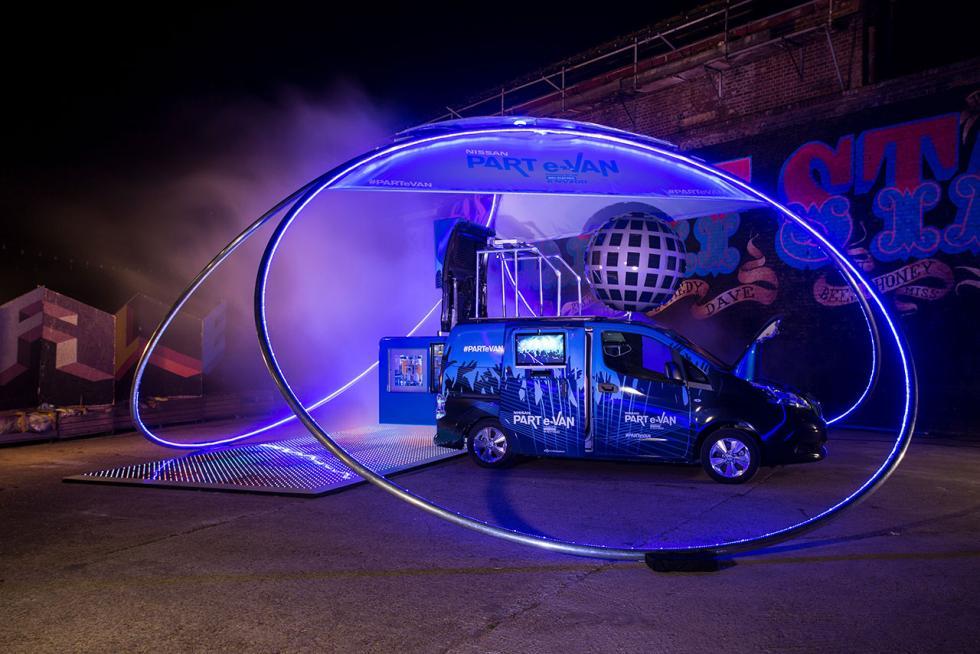 La Nissan Part e-Van se presentará en Berlín