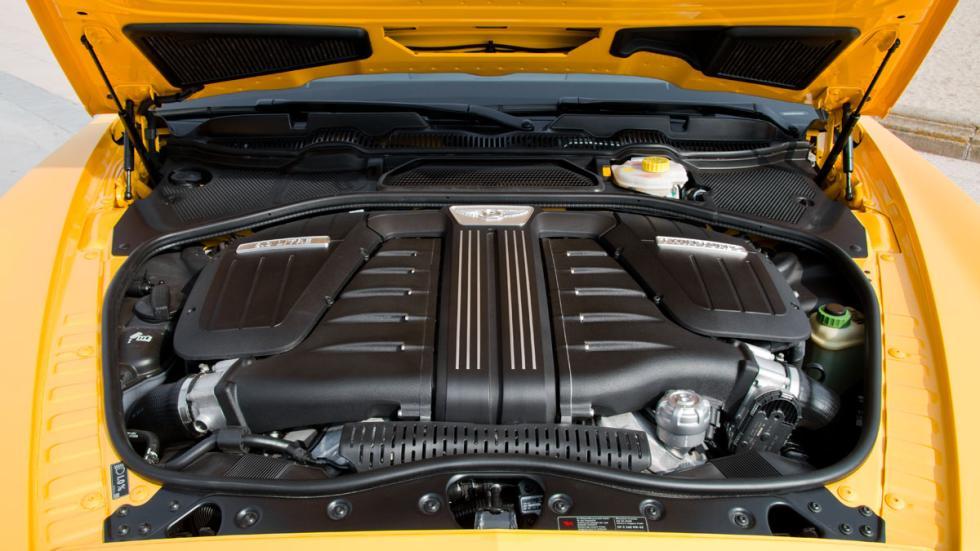 Bentley Continental GTC Speed 2015 motor