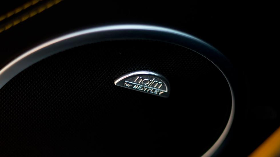 Bentley Continental GTC Speed 2015 naim