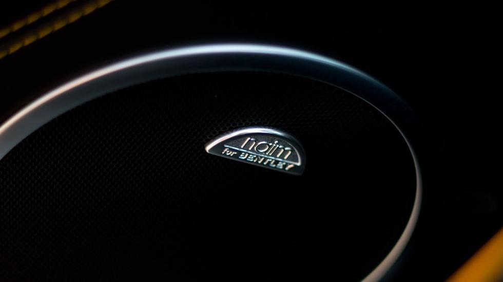 Bentley Continental GTC Speed 2015 naim