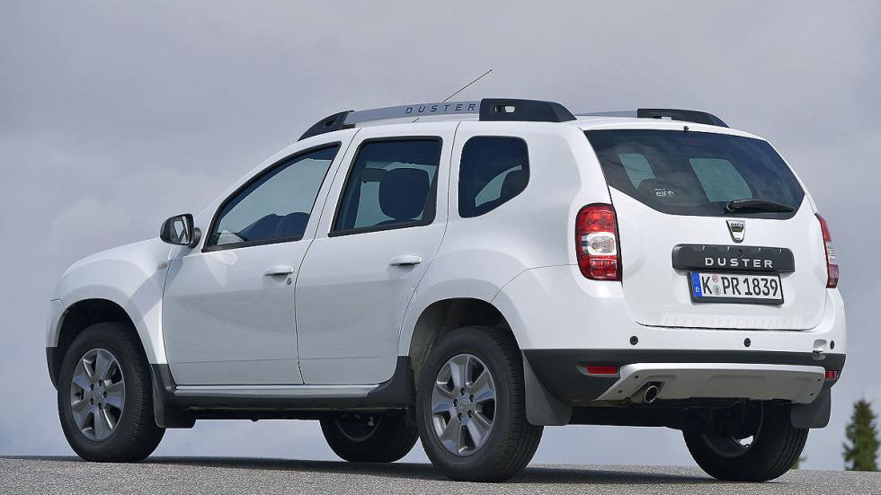 Dacia Duster zaga