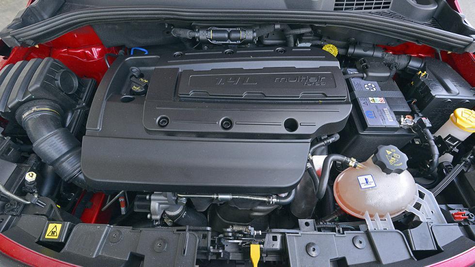 Fiat 500 X interior motor