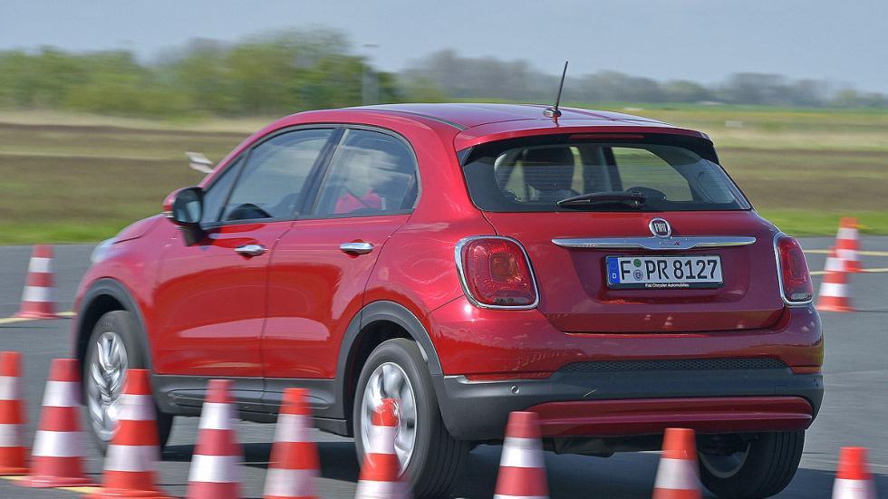 Fiat 500 X zaga dinámica