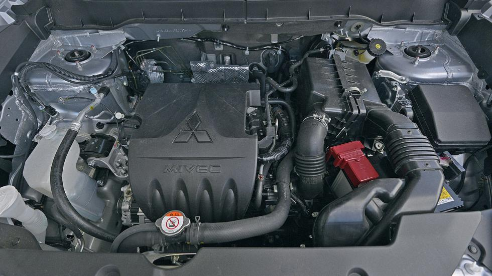 Mitsubishi ASX motor