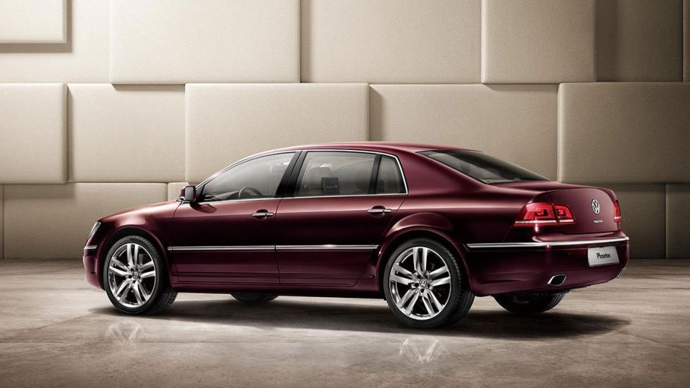 Volkswagen Phaeton 2015 China trasera