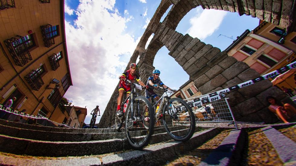 Madrid-Segovia MTB 2015