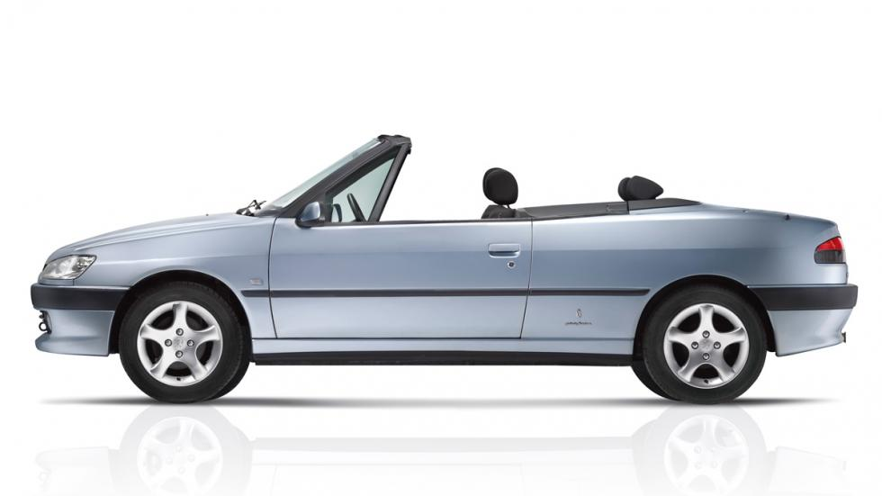 Peugeot 306 Cabriolet lateral