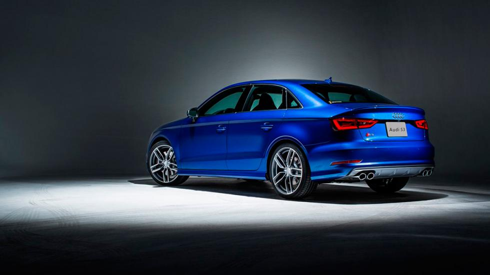 Audi S3 Exclusive Edition trasera