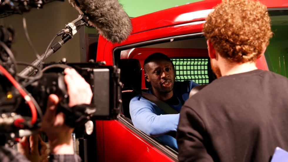 Touré Yaya anuncio Truckerball 2