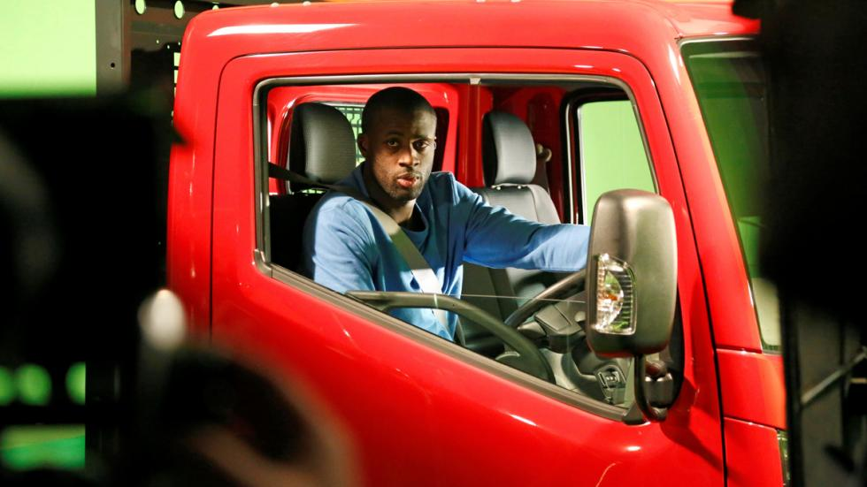 Touré Yaya anuncio Truckerball 7