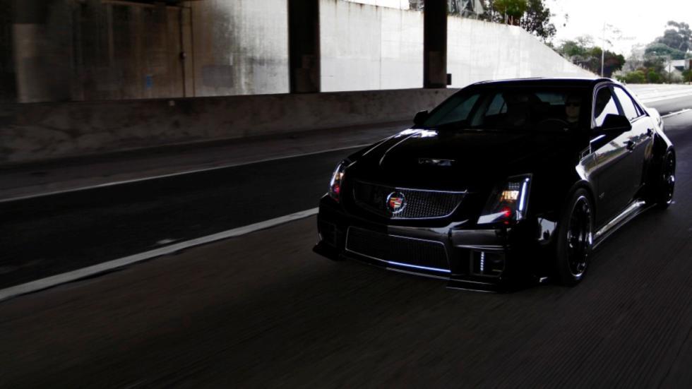 Cadillac CTS-V D3