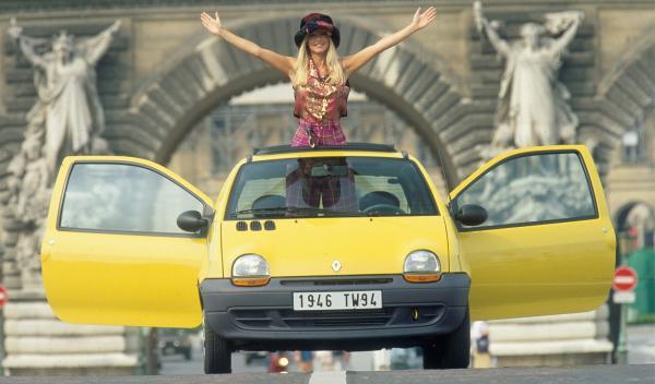 Renault Twingo clásico