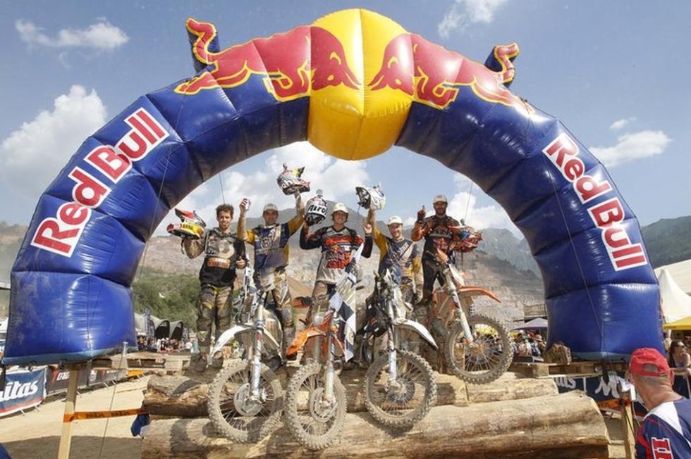 Red Bull Hare Scramble 2015. Los ganadores.