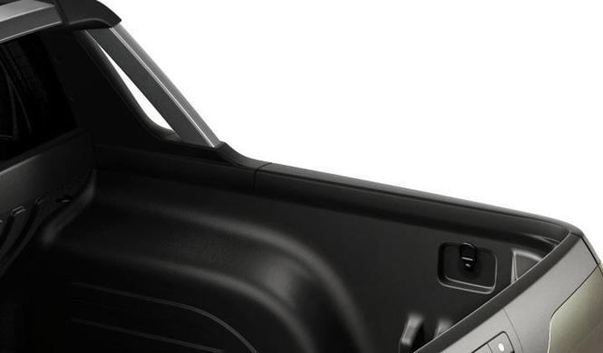Renault pick-up bañera