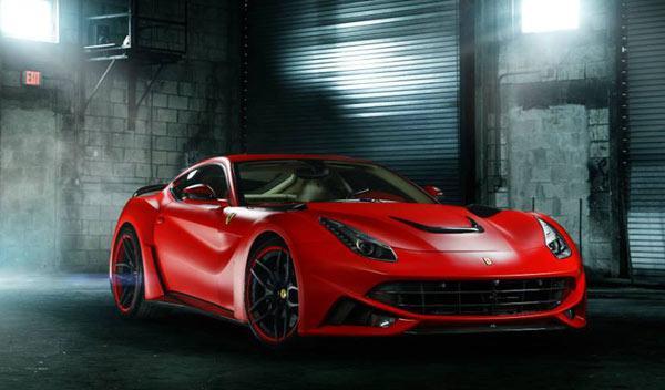Ferrari F12 N-Largo novitec