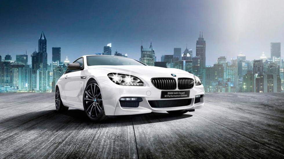 BMW 640i M Performance Edition
