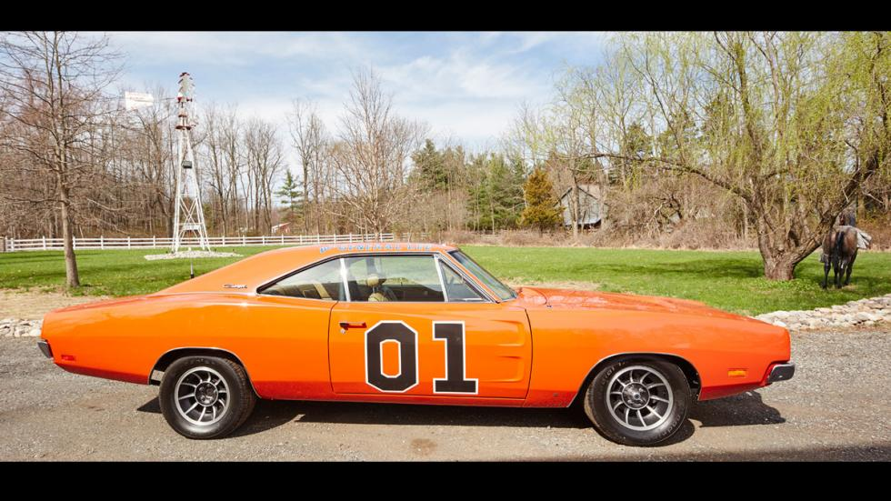 general Lee lateral