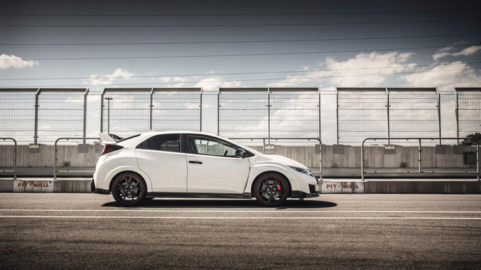 Honda Civic Type R 2015 lateral
