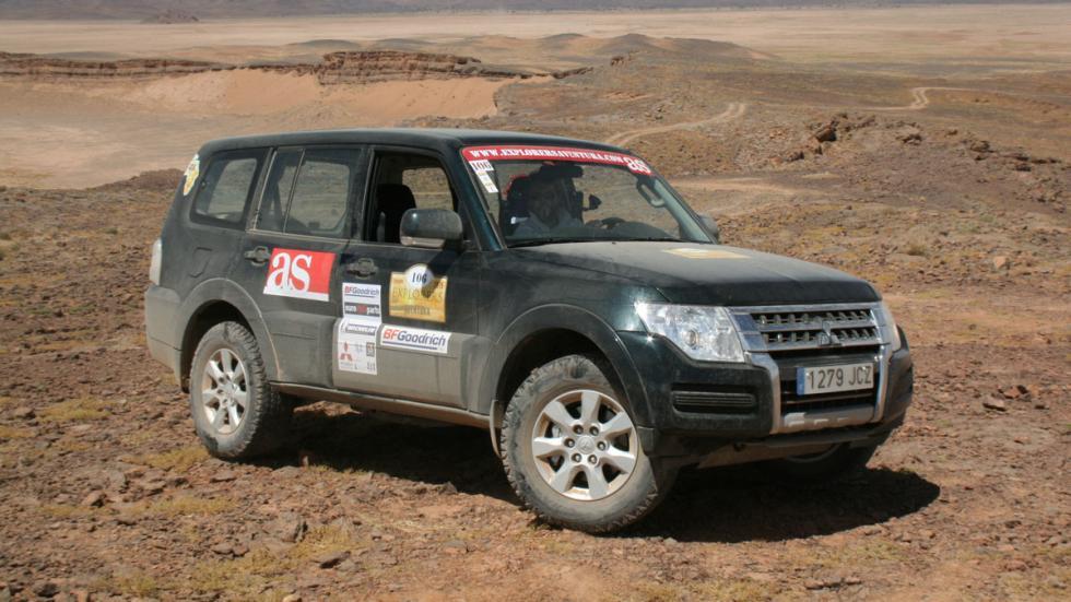 Explorers Aventura 2015 coche parado
