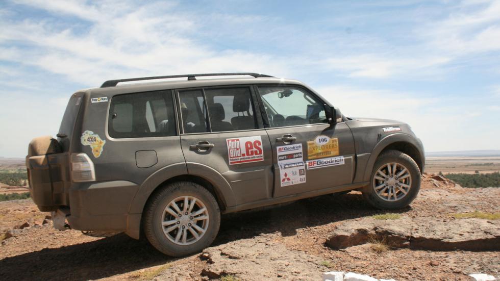 Explorers Aventura 2015 coche colocado