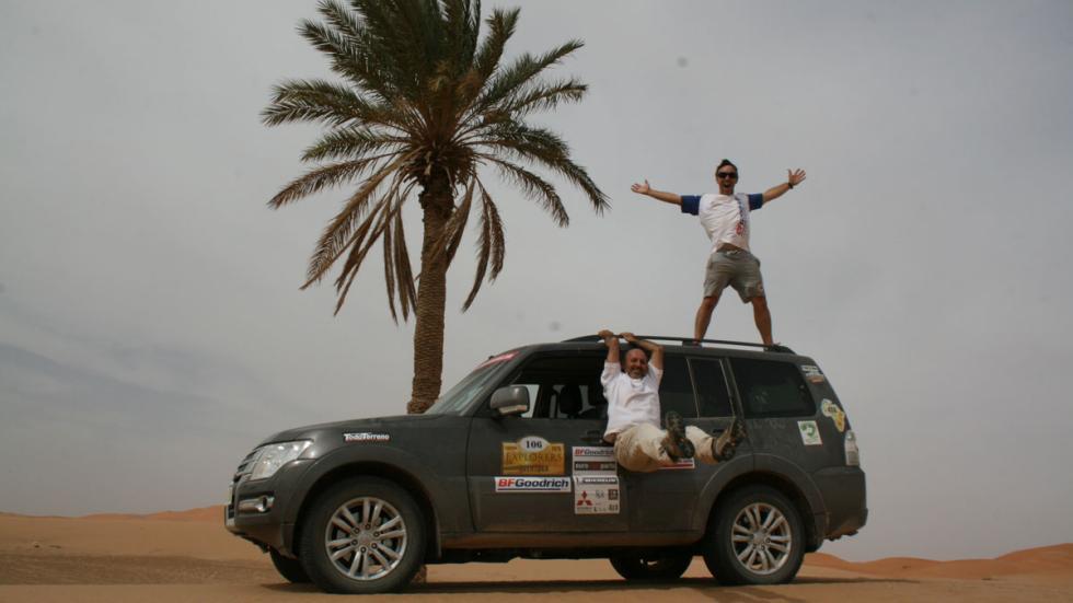 Explorers aventura 2015 merzouga