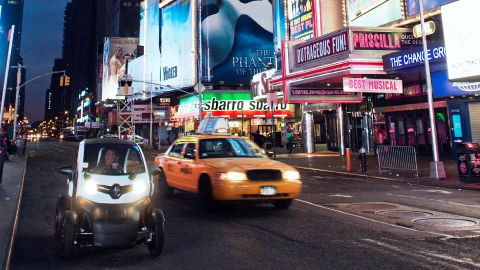 Renault Twizy Nueva York