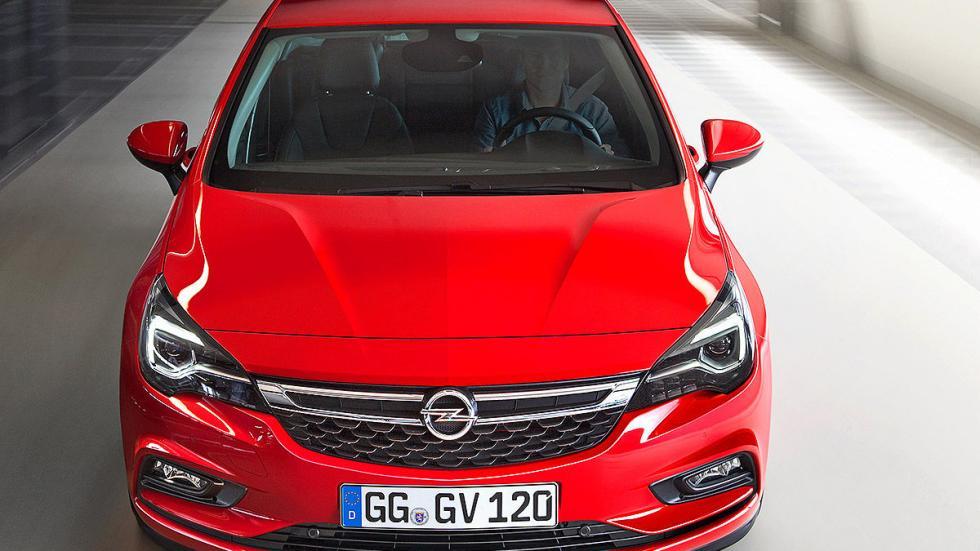 Opel Astra 2015 morro
