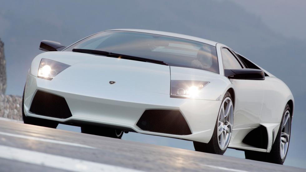Lamborghini Murciélago delantera