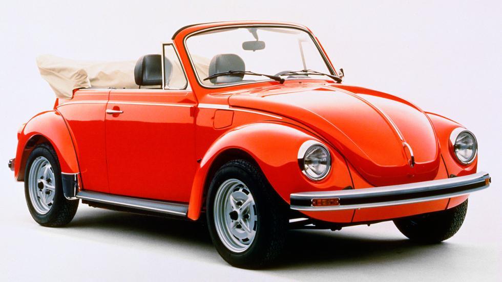 Volkswagen Escarabajo delantera